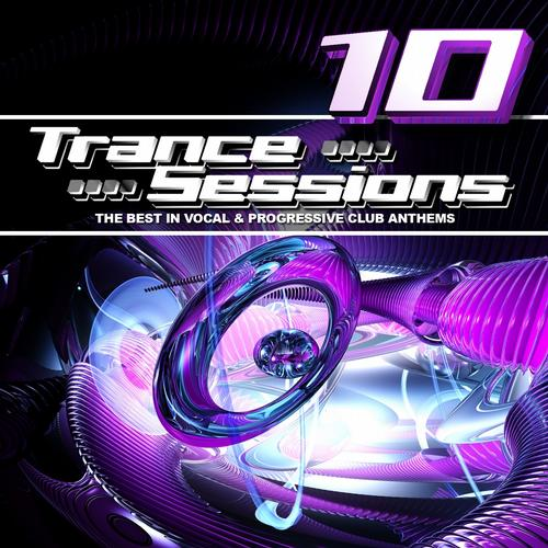 Album Art - Drizzly Trance Sessions Vol.10 (The Best in Vocal and Progressive Club Anthems, 33 Tracks)