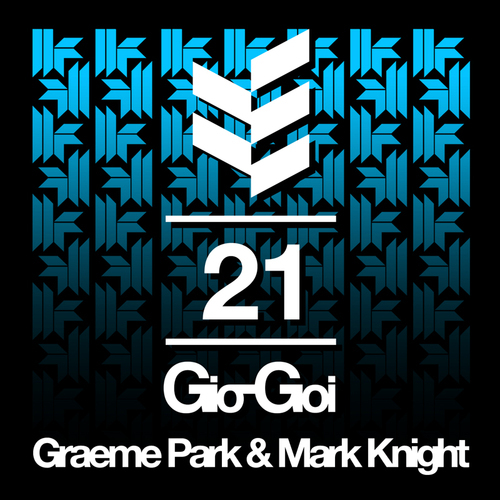 Album Art - 21 Years Of Gio-Goi - Mixed By Graeme Park and Mark Knight