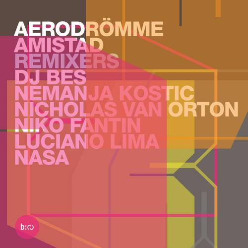 Album Art - Amistad
