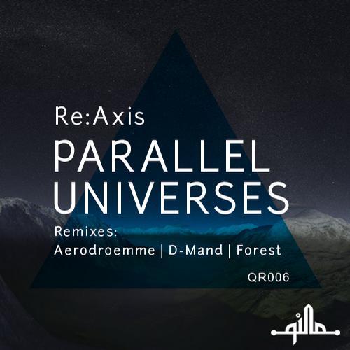 Album Art - Parallel Universes
