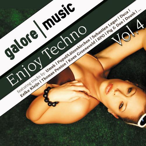 Album Art - Enjoy Techno ! Vol. 4