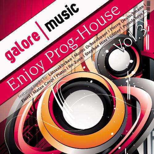 Album Art - Enjoy Prog-House ! Vol. 3