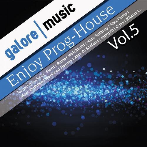 Album Art - Enjoy Prog-House! Vol. 5