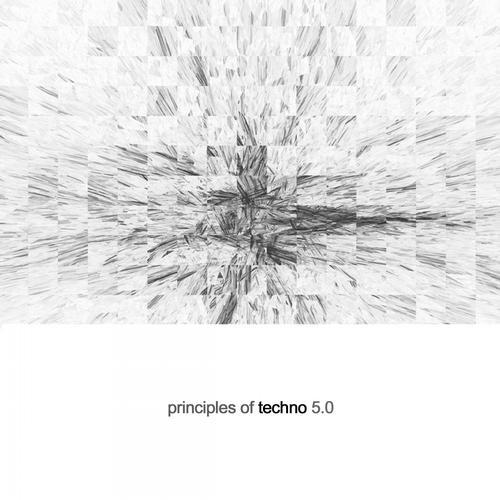 Album Art - Principles of Techno 5.0