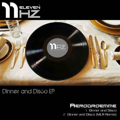 Album Art - Dinner And Disco EP