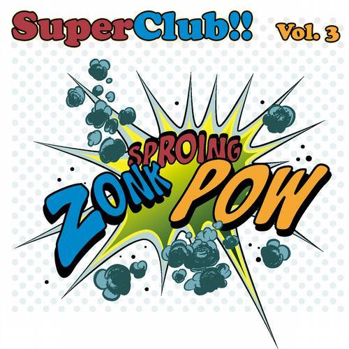 Album Art - Superclub! Volume 3