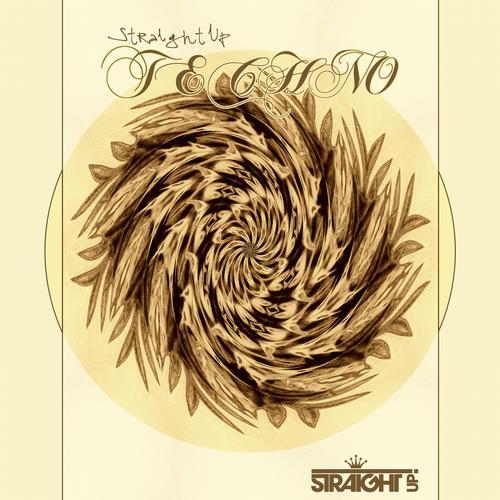 Album Art - Straight Up Techno!