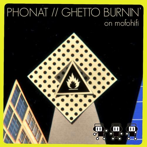 Album Art - Ghetto Burnin' - 2011 Remixes