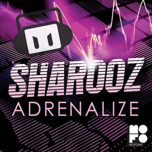 Album Art - Adrenalize