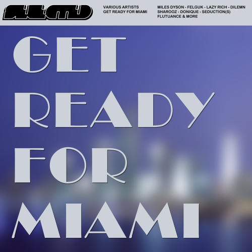 Album Art - Get Ready For Miami