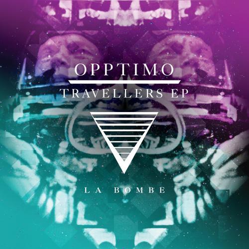 Album Art - Travellers EP