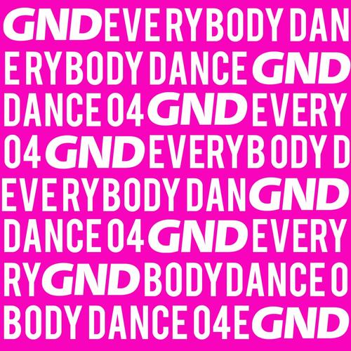 Album Art - Everybody Dance, Vol. 4