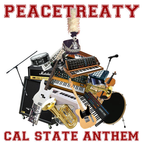 Album Art - Cal State Anthem