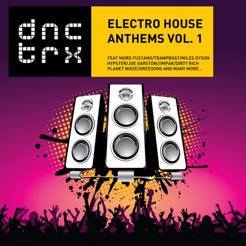 Album Art - Electro House Anthems Vol.1