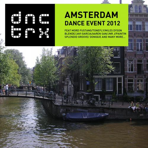 Album Art - Amsterdam Dance Event 2012