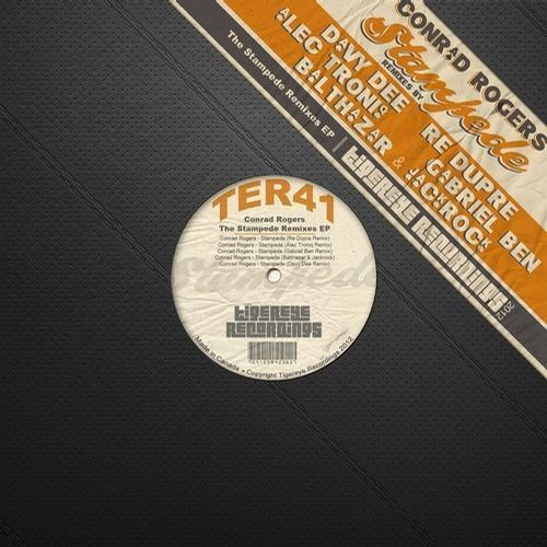 Album Art - The Stampede Remixes EP