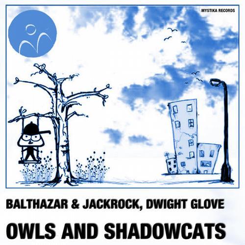Album Art - Owls and Shadowcats