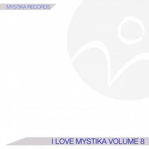 Album Art - I Love Mystika 8