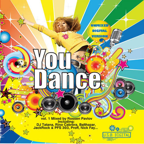 You Dance Volume1 (Umixed Digital Version) Album