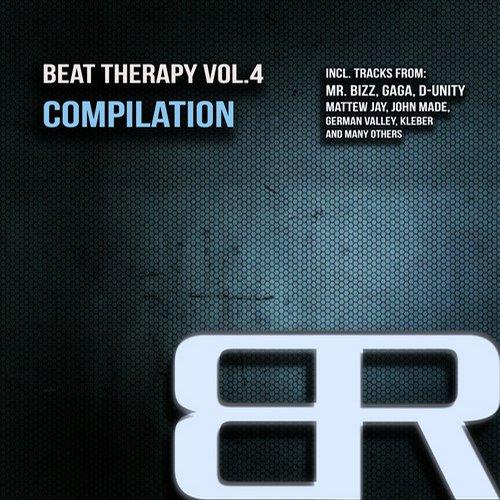 Album Art - Beat Therapy Vol.4 Compilation