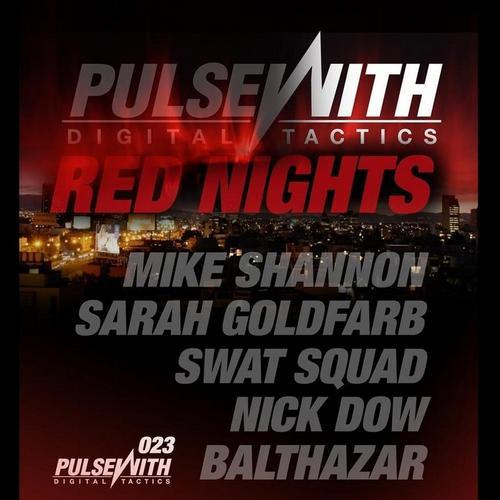 Album Art - Red Nights