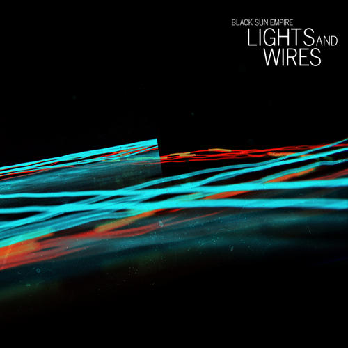 Lights And Wires - Drum'n'Bass EP Album Art
