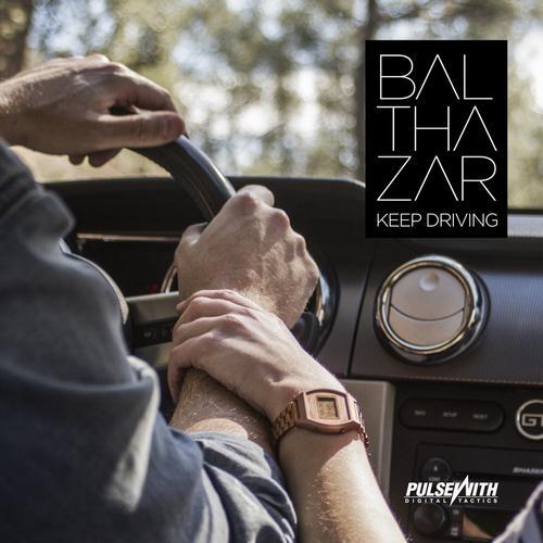 Album Art - Keep Driving