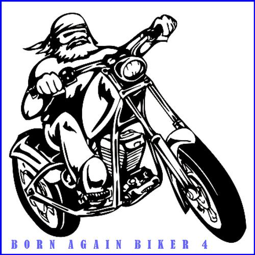 Album Art - Born Again Biker 4