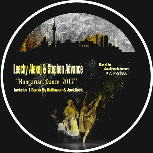 Album Art - Hungarian Dance 2012