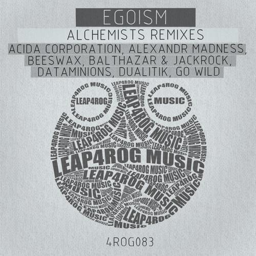 Album Art - Alchemist Remixes