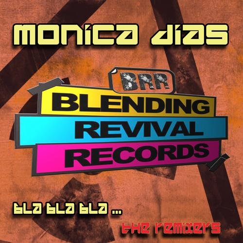 Bla Bla Bla (The Remixers) Album Art