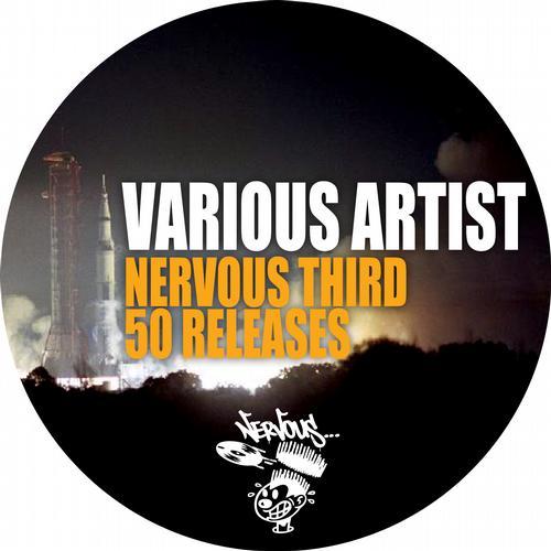 Album Art - Nervous Third 50 Releases