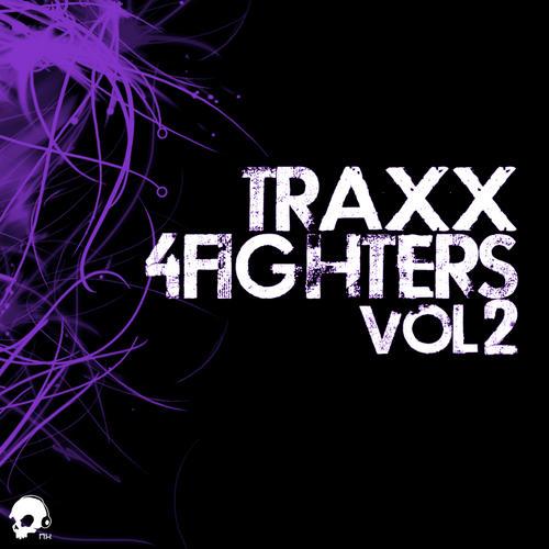 Album Art - Traxx 4 Fighters Vol. 2