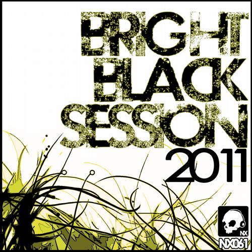 Album Art - Bright Black Session 2011