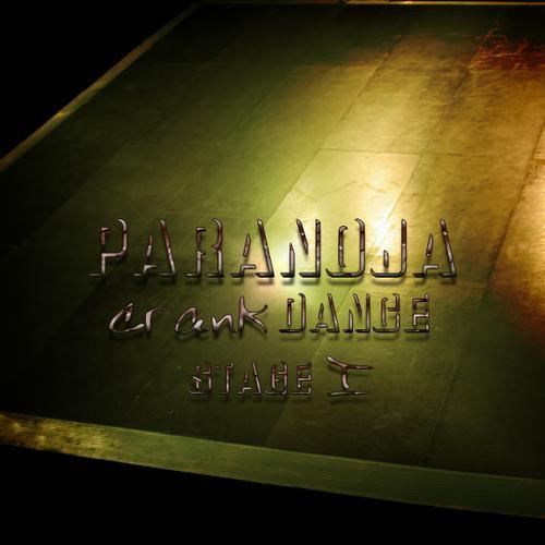 Album Art - Paranoja Crank Dance Stage 1