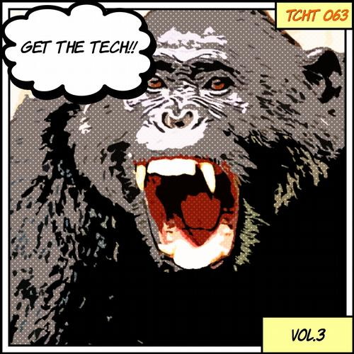 Album Art - Get the Tech, Vol.3