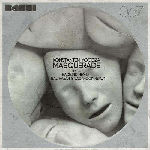Album Art - Masquerade (Includes Remixes)
