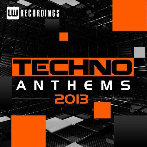 Album Art - 2013 Techno Anthems
