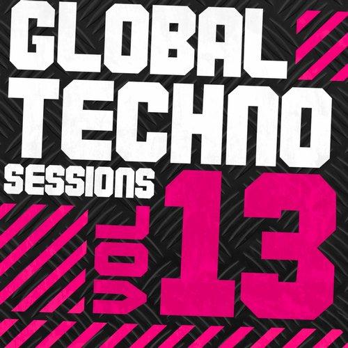 Album Art - Global Techno Sessions Vol. 13