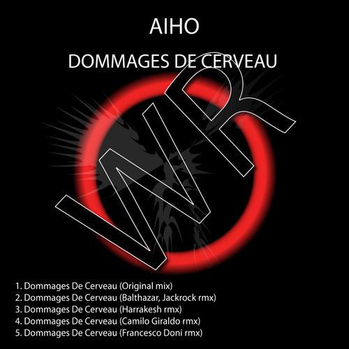 Album Art - Dommages De Cerveau