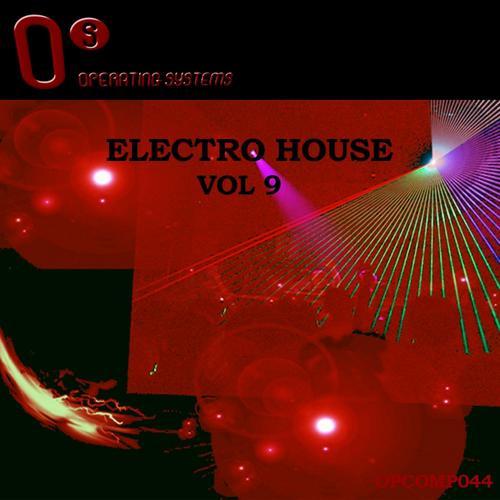 Album Art - Operating System Electro House #9