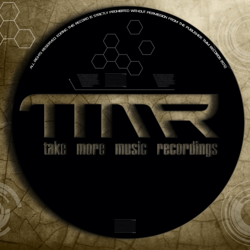 Album Art - I Love Techno 2008 EP