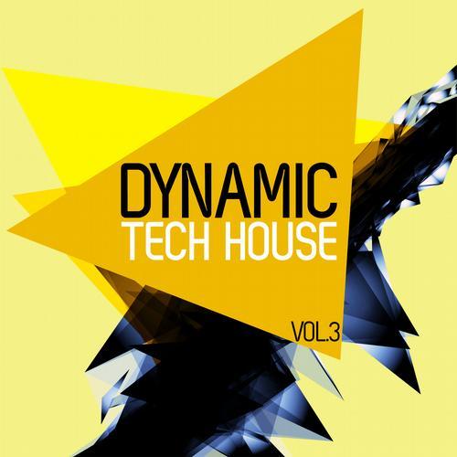 Album Art - Dynamic Tech House Vol. 3