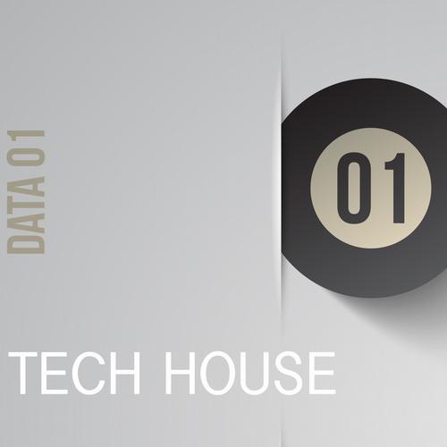 Album Art - DATA01 - TECH HOUSE