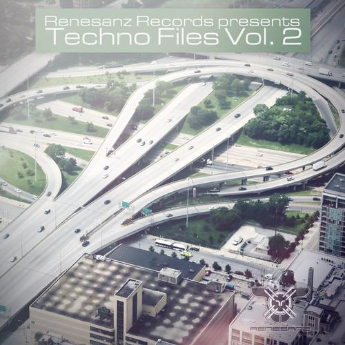 Album Art - Renesanz Records presents Techno Files Vol. 2