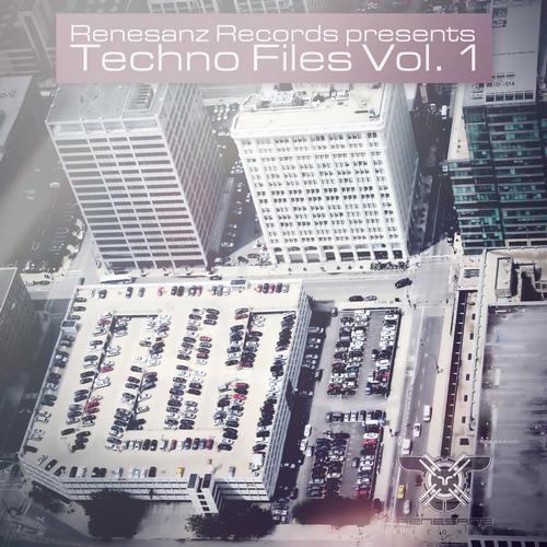 Album Art - Renesanz Records presents Techno Files Vol. 1