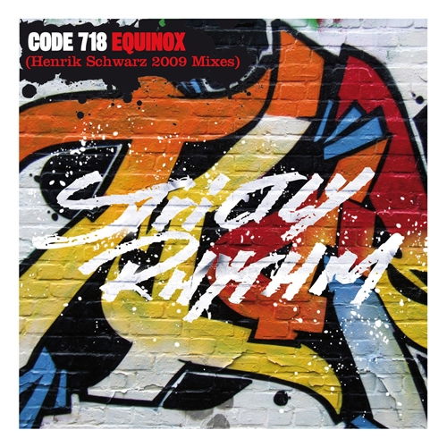 Album Art - Equinox (Henrik Schwarz 2009 Mixes)