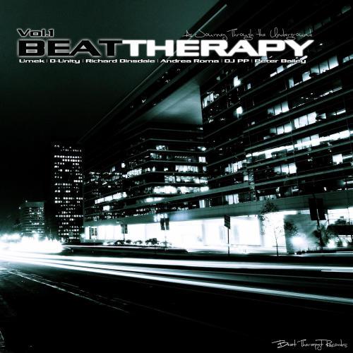 Album Art - Beat Therapy Vol. 1