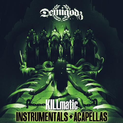 Album Art - Killmatic (Instrumentals + Acapellas)