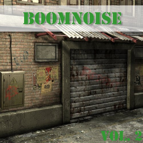 Boomnoise, Vol. 02 Album Art